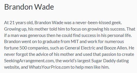 about brandon