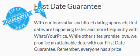 first date guarantee